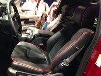 1306 2014 Ford F150 Tremor Interior