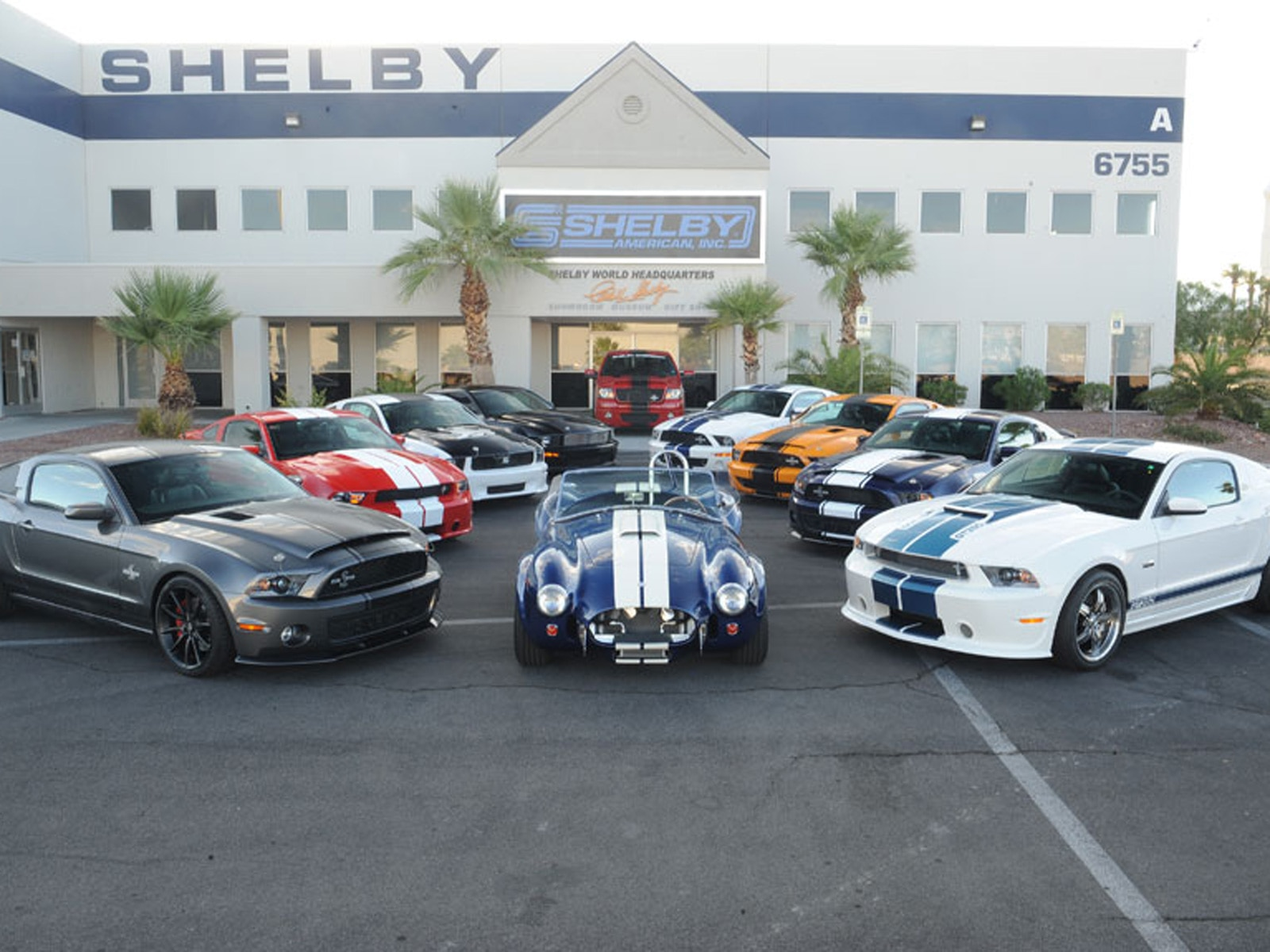 1306 Shelby American Headquarters