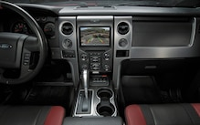 2014 F 150 SVT Special Edition Ford Raptor Interior Front