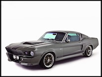 1309 1967 Ford Mustang Eleanor