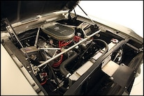 1309 1967 Ford Mustang Eleanor Engine