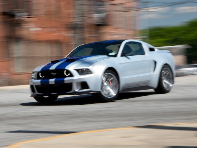 Mustang To Star In Need For Speed Film Muscle Mustangs Fast Fords
