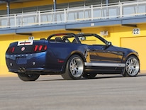 1309 2012 Ford Mustang Shelby Gt350 Widebody Rear