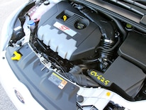 1213 Ford Focus St Stock Engine