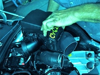 1213 Ford Focus St Remove Airbox