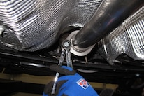 2013 Ford Focus St Tighten Front Pipe