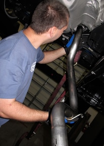 2013 Ford Focus St Install Intermediate Pipe
