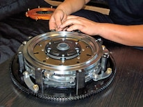 Twin Disc Clutch System Order