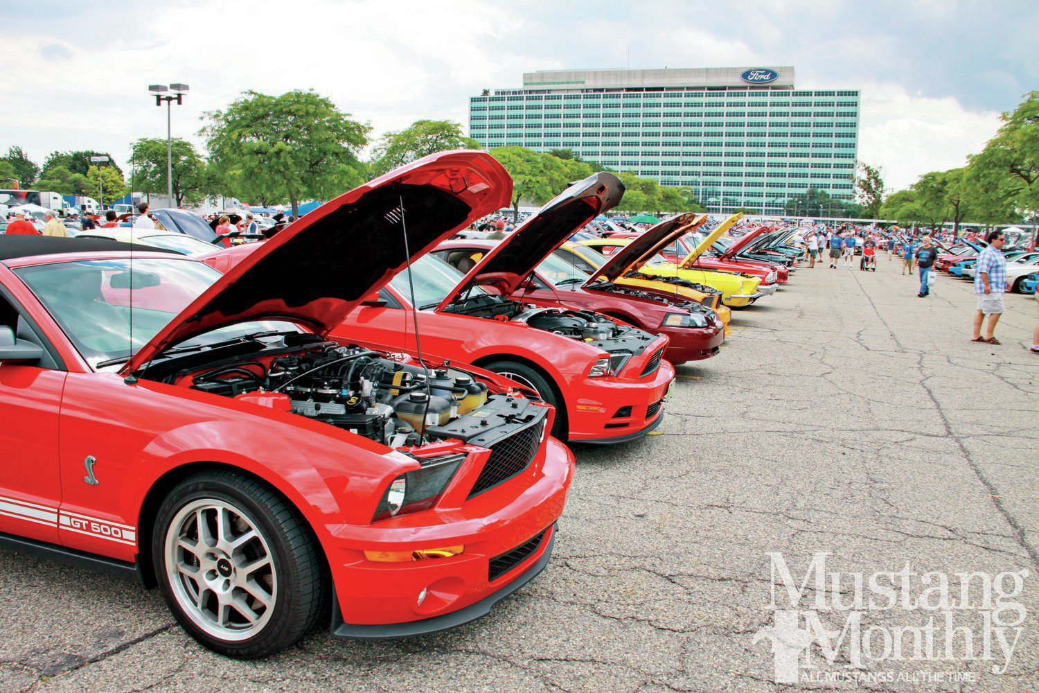 Mustang Owners Club Of Southeastern Michigan Lineup