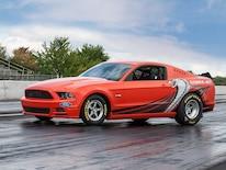1309 2014 Ford Mustang Cobra Jet Side