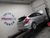 2013 Ford Focus St On Dyno