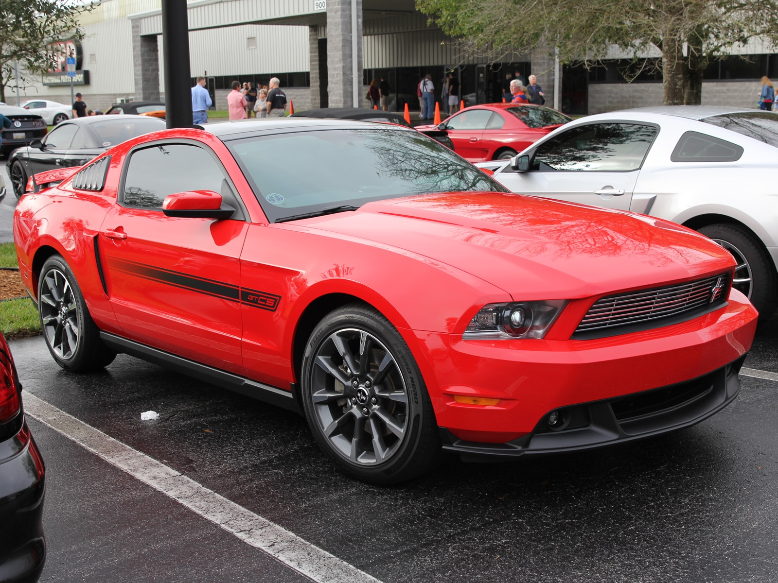 1401 Ford Mustang California Special