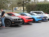 1401 Ford Mustang Lineup