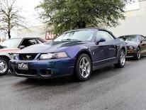 1401 Mystichrome Ford Mustang Cobra Svt
