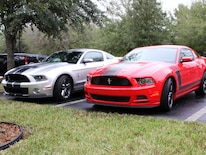 1401 Shelby Boss Ford Mustang Npd