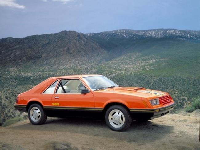 1310 1979 Ford Mustang Fox Body