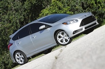 2013 Ford Focus Stock Silver