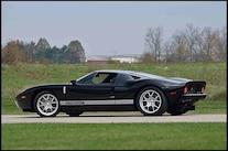 1311 2006 Ford Gt Mecum Rear