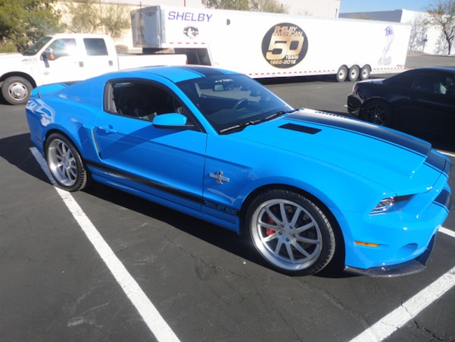 1401 2014 Ford Mustang Shelby Gt500 Super Snake