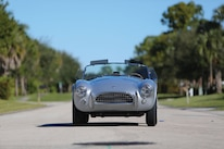1963 Ford Shelby Cobra Csx2023 Front Grille