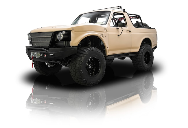1311 1991 Ford Bronco
