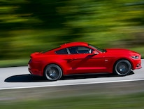 1312 2015 Ford Mustang Action 2