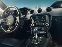 1312 2015 Ford Mustang Interior
