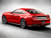 1312 2015 Ford Mustang Rear