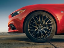 1312 2015 Ford Mustang Side Wheel
