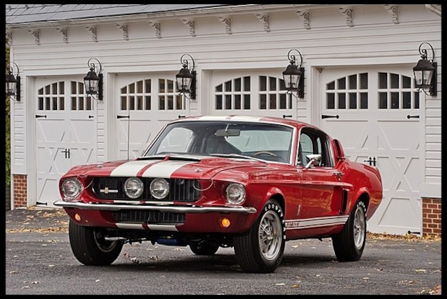 1401 1967 Ford Mustang Shelby Gt500