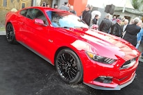 2015 Ford Mustang Reveal Side