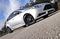 2013 Ford Focus Finished Install Wheel Tire