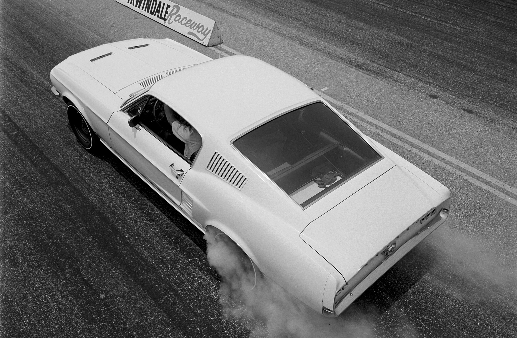1967 Ford Mustang 390 Block