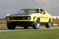 1971 Ford Mustang G Code