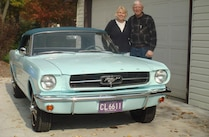 1964 1 2 Ford Mustang Gail Wise First Sale