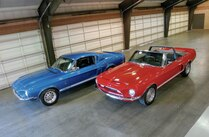 1967 Ford Mustang Shelby Gt 1968 Shelby Fastback