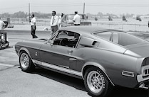 1967 Ford Mustang Shelby Gt Drivers Side View