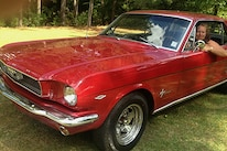 1405 1966 Ford Mustang Betsy Ann Montgomery Lead