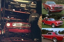 1405 1966 Ford Mustang Betsy Ann Montgomery Photo Montage