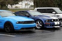 1401 Grabber Blue Gt Ford Mustang