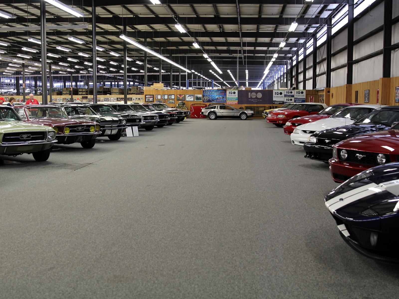 1401 Npd Car Collection