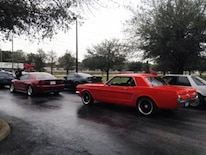 1401 Mustangs Npd Parking Lot 2
