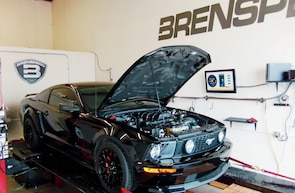 2009 Ford Mustang GT Boost, Brake, and Balance Upgrades - Lone Star Stout