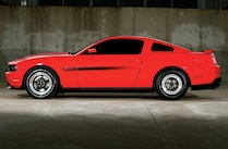 2011 Ford Mustang Gt Drivers Side View