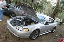 2001 Ford Mustang Gt Silver