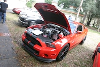 2013 Ford Mustang Shelby Gt500 Red