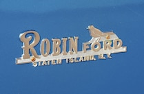 1970 Ford Mustang Sportsroof Robin Ford
