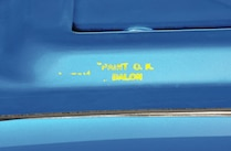 1970 Ford Mustang Sportsroof Paint Ok