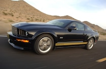 2006 Ford Mustangshelby Gt Side