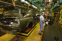 Ford Mustang Assembly Plant